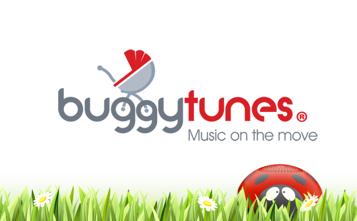 Buggytunes Logo Chris Hesketh Freelance Graphic designer North West Manchester