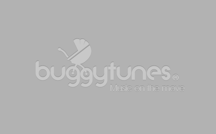 Buggytunes Logo grey Chris Hesketh Freelance Graphic designer