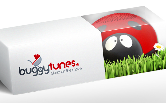 Buggytunes Packaging Chris Hesketh Freelance Graphic designer North West Manchester
