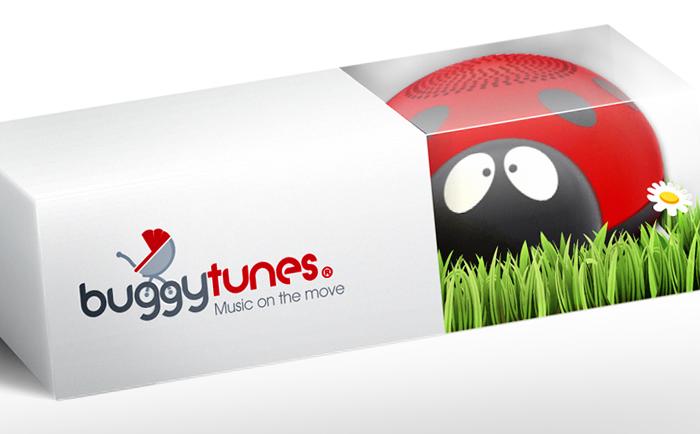 Buggytunes Packaging Chris Hesketh Freelance Graphic designer North West Manchester