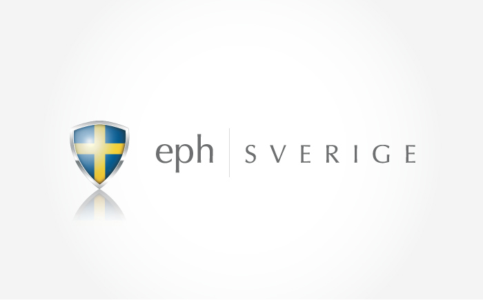 EPH Logo Chris Hesketh Freelance Graphic designer