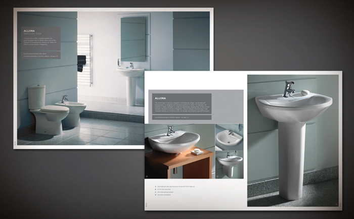 Jacuzzi Brochure Chris Hesketh Freelance Graphic designer Manchester North West