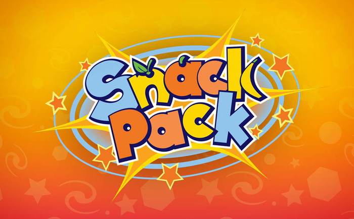 Nickelodeon Snack Pack Logo Chris Hesketh Freelance Graphic designer North West Manchester