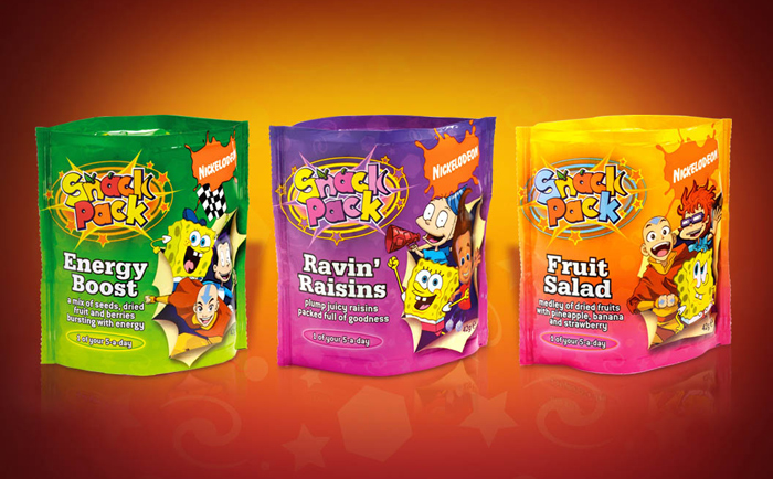 Nickelodeon Packaging 3 Chris Hesketh Freelance Graphic designer North West Manchester