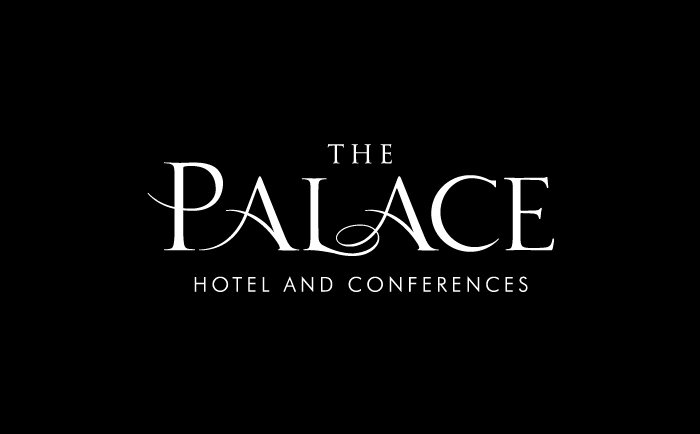 Palace Logo black Chris Hesketh Freelance Graphic designer