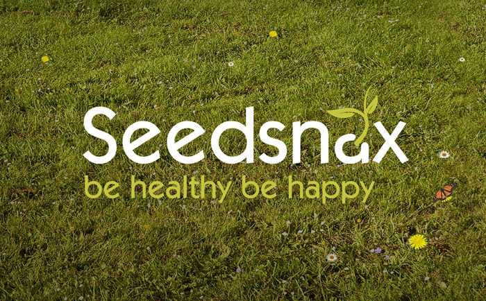 Seedsnax Logo Chris Hesketh Freelance Graphic designer