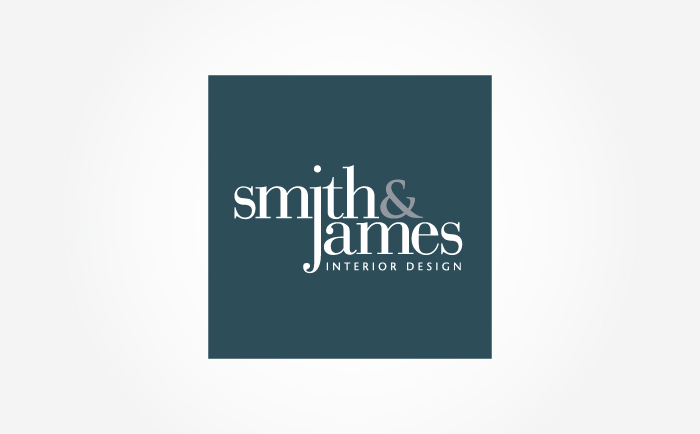 Smith and James Logo Chris Hesketh Freelance Graphic designer