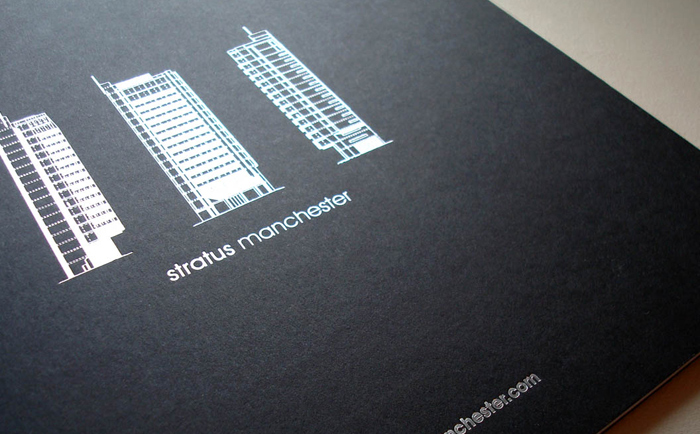 Stratus Brochure FC Chris Hesketh Freelance Graphic designer North West