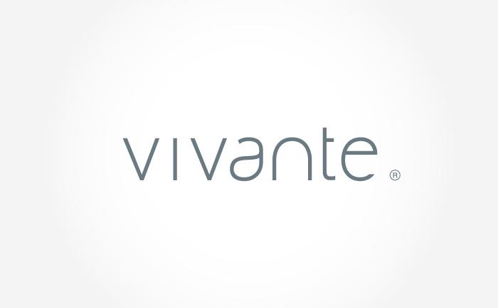 Vivante Logo Chris Hesketh Freelance Graphic designer